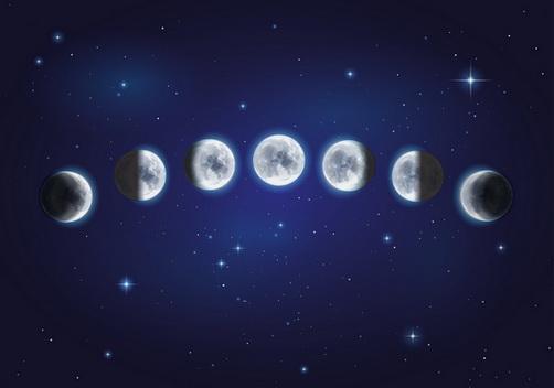 Luna y embarazo, una relación que viene de la antigüedad y que ...