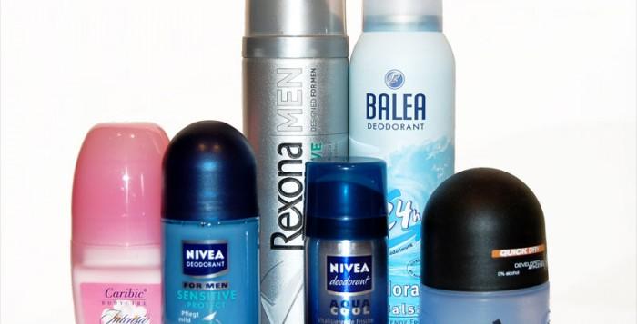 Deodorante o antitranspirante cual elijo