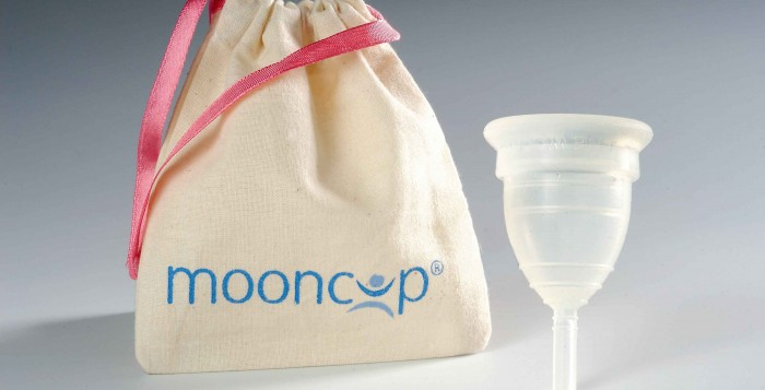 MOONCUP la Copa Vaginal, una alternativa a compresas, tampones y salvaslips