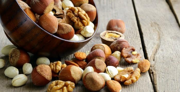 frutos secos beneficios salud